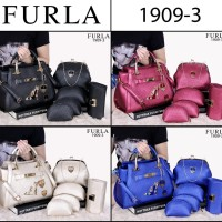 Tas FURLA Aston Cinderella High Heels 3D 6in1#