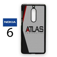 Casing Nokia 6 Atlas Corporation Call Of Duty Hard Case Custom