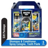 Master Kids Batman Gift Package