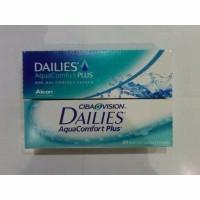 TERLARIS Softlens Disposable Focus Dailies Aqua Comfort Plus by Alcon
