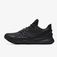 0e5484a99ccc Sepatu Basket Nike Kyrie Low EP Triple Black Original AO8980-004