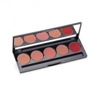 MAKE OVER Lip color Palette (Poprock Peach) thumbnail
