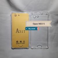Case Oppo Neo 5 / Oppo A31 / A31T Silikon Softcase Anti Crack