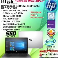 "HP Probook 430 G5 - HPQ2XY29PA(13.3""Inch)Core i5-8250U/4GB/256GB/W10"