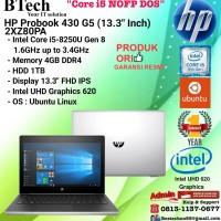 "HP Probook 430 G5 - 2XZ80PA(13.3""Inch)Core i5-8250U/4GB/1TB/DOS/1YR"