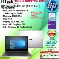 """HP Probook 430 G5 - 2XZ80PAW(13.3""""Inch)Core i5-8250U/4GB/1TB/W10/1YR"""