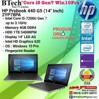 """HP Probook 440 G5 - 2YP78PA (14""""Inch) Core i5-7200U/4GB/1TB/W10/1YR"""