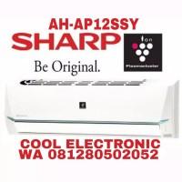 AC SHARP 1.5 PK AH-SP12SSY PLASMACLUSTER HD 7000 JETSTREAM PCI SERIES