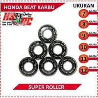 ROLLER Racing BRT Honda BEAT Karbu 7 8 9 10 11 12 Gram Loller Bore UP