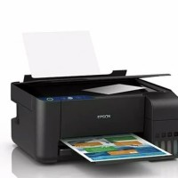 Printer Epson L3110 All In One Infus System / Ink Tank Print Scan Copy