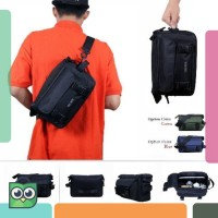 Harga the x woof selempang pouch anti air gadget 10inch vape | WIKIPRICE INDONESIA