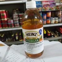 Harga heinz apple vinegar cuka apel | antitipu.com