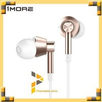 Jual Xiaomi 1More Piston In Ear Headphone Earphone 1M301- White Gol