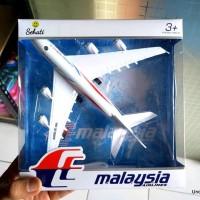 Mainan Anak - Miniatur Pesawat Mainan - Malaysia Airlines by Sehati