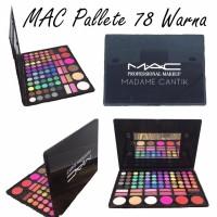 MAKE UP MAC PALLETE 78 COLOUR thumbnail