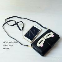 Dompet wallet lipat niqab