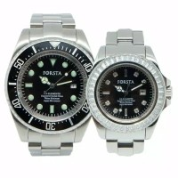 Jam Tangan Forsta Elemento Couple Rolex SKMEI Smartwatch Pasangan