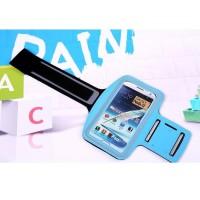 Samsung Galaxy Note 2/3-ZE-AD207-Light Blue-Neoprene Armband Case