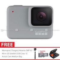GoPro Hero7 / Hero 7 White Edition Combo Deluxe 32GB