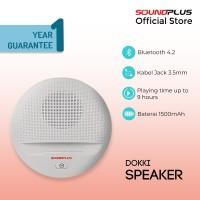 Soundplus - Dokki | Portable Wireless Speaker Dock Murah Promo