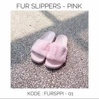 furry sandals type B
