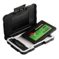 ADATA ED600 Enclosure Eksternal Case HDD SSD 2.5 Shock & Water Proof