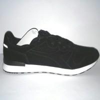 Jual Sale Original..Sepatu Sneakers Diadora Jozef (M) Black DIACA80307BK Murah