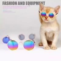 Kacamata Kucing Fashion Hewan