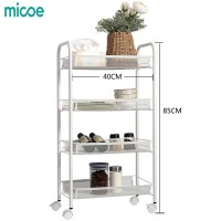 MICOE rak dapur rak lantai yang bisa dilepas rak penyimpanan rak