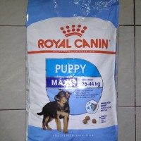 Royal Canin Maxi Junior 15kg (Khusus Gojek &Grab)
