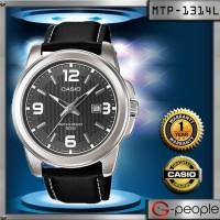 Jam tangan pria casio original MTP-1314L-8A
