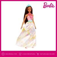 Barbie Dreamtopia Princess Doll (Blue Crown) Mainan Boneka Anak