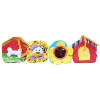 Mainan bayi soft book baby crib toys Diskon