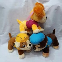 Boneka Anjing Dog Patrol Cute