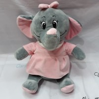 Boneka Gajah Elephant Big Cute