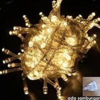 Top Seller Lampu Tumblr/Natal Led Warm White
