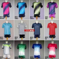 Harga hot produk baju kaos olahraga bola jersey setelan futsal   WIKIPRICE INDONESIA