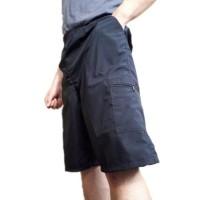 Celana Pendek Cargo 7/8 Katun Boss Berkualitas