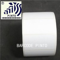 TURUN HARGA 50x30mm 1000pcs thermal gap3mm 1line core1 label sticker