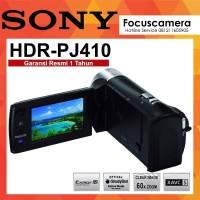 OPEN SALE 35%.....!!! Sony HDR-PJ410 Handycam PJ410 9.2MP - Garansi