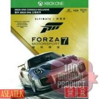 KASET GAME PROMO XBOX ONE FORZA MOTORSPORT 7 - ULTIMATE EDITION
