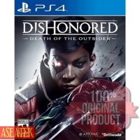 KASET GAME PROMO PS4 DISHONORED: DEATH OF THE OUTSIDER
