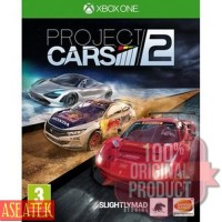 KASET GAME PROMO XBOX ONE PROJECT CARS 2