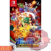 KASET GAME PROMO SWITCH POKKEN TOURNAMENT DX