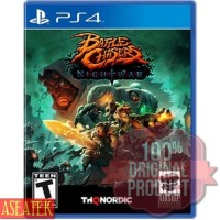 KASET GAME PROMO PS4 BATTLE CHASERS: NIGHTWAR