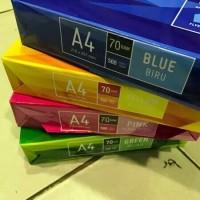 Harga kertas hvs warna hvs a4 70   Pembandingharga.com