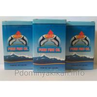 Minyak Ikan PDO - Pure Fish Oil Paket Hemat 3 Botol