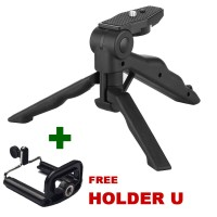 Tripod Mini Foldable 2 in 1