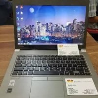 Laptop SECOND Toshiba Z30 Core i7-4600U Ram 8Gb/256 SSD Layar 13 Inch