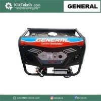 Genset General ET4000LE Paling Laris